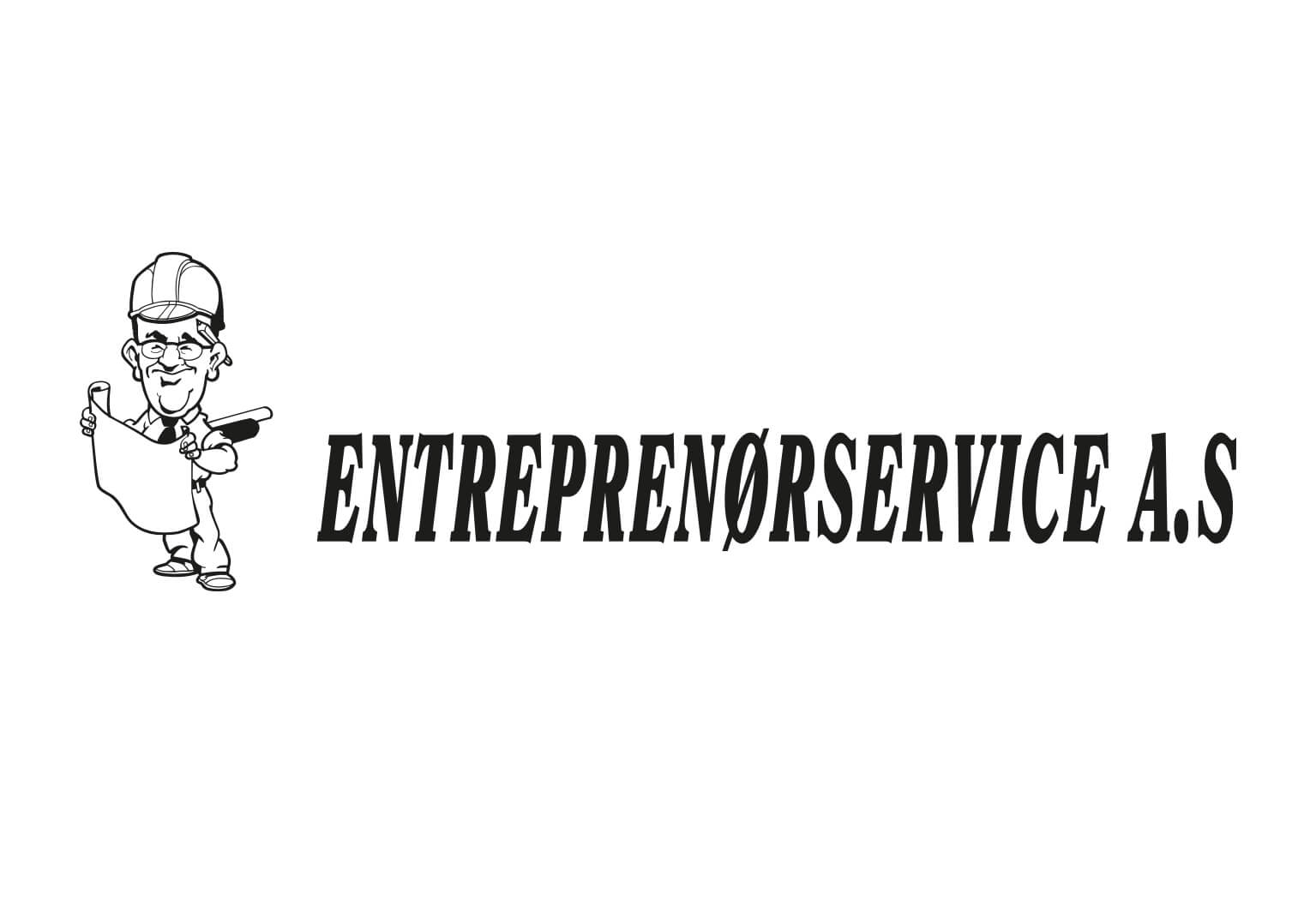 Entrepenørservice AS logo